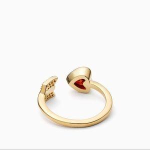 kate spade Jewelry - NWT Kate Spade Romantic Rocks Ring